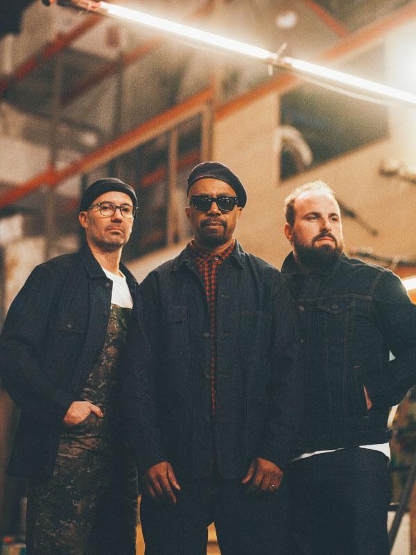Delgres groupe Jazz